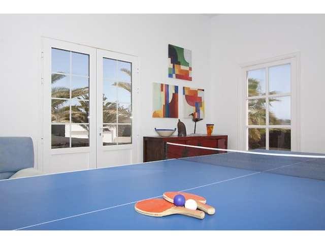 Games room - Villa Las Palmitas, Puerto del Carmen, Lanzarote